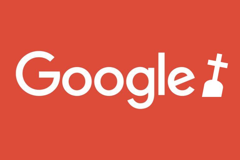 Google + ferme ses portes