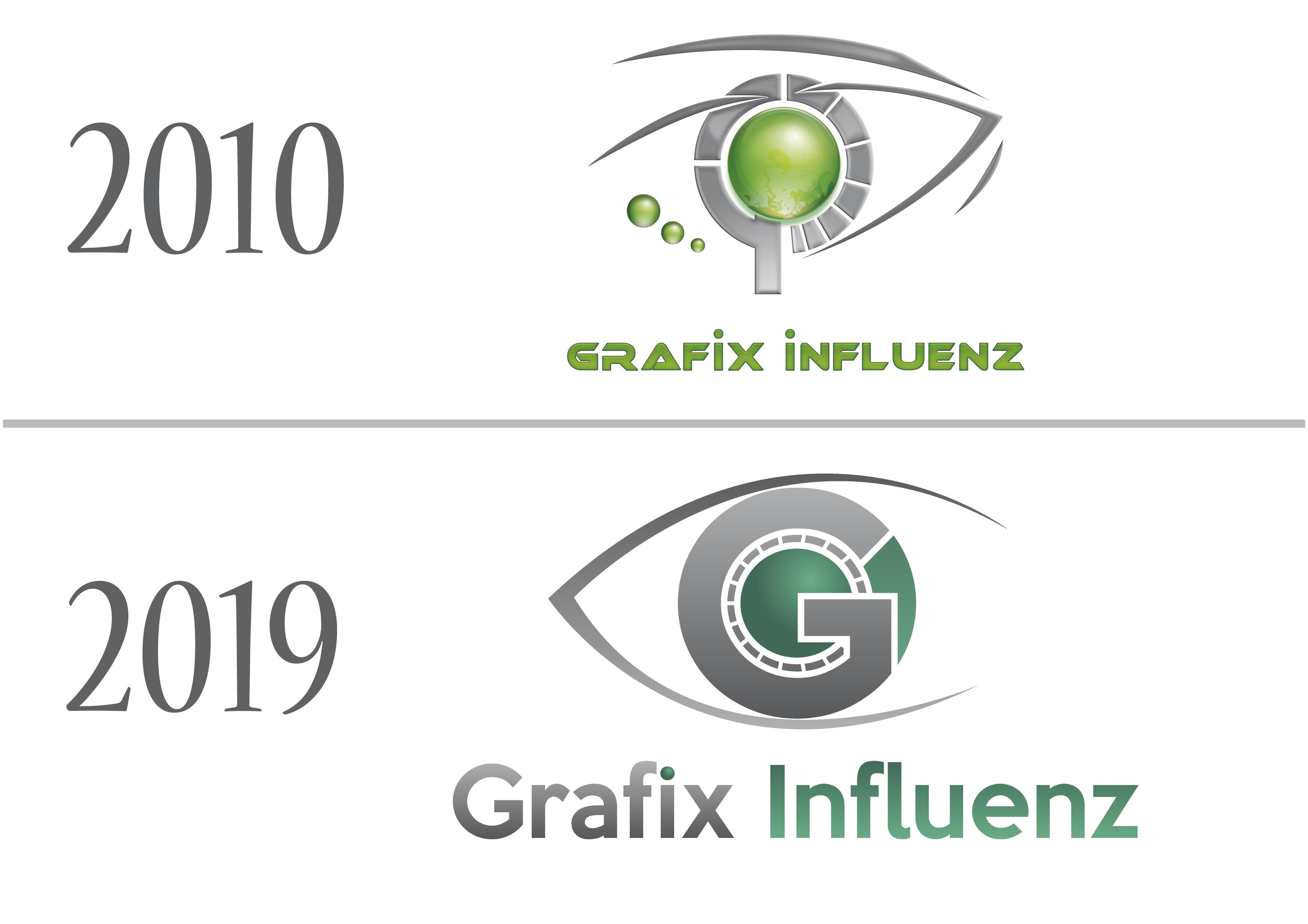 Nouveau Logo Grafix Influenz